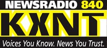 KXNT Logo