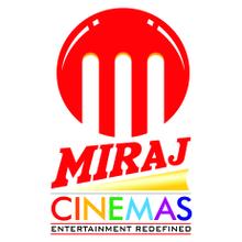 Miraj Cinemas Logo