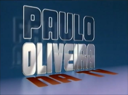 Paulo Oliveira na TV - 2010