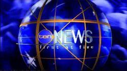 Ten News 2000 Widescreen