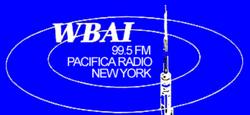 WBAI New York 1997