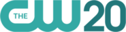 WCCT-TV CW 20 logo 2018