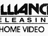 Alliance Releasing Home Video
