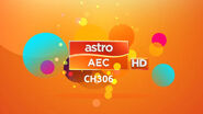 Astro AEC HD Channel Ident 2014