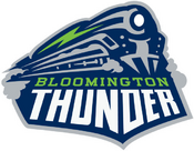 Bloomington Thunder (USHL) logo