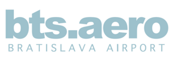 Bratislava airport logo