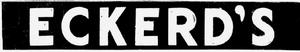 Eckerd's - 1936 -June 5, 1936-