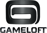 Gameloft Logo (2010; Black Version)