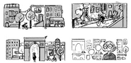Google Jane Jacobs' 100th birthday (Storyboards 1)