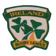 Ireland Rugby League 1995 logo