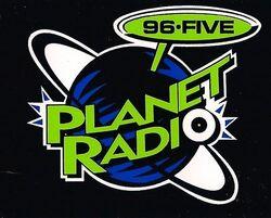 KFTE Planet Radio 96.5