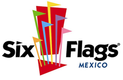 Six flags mexicologo