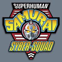 Superhuman Samurai Syber-Squad logo