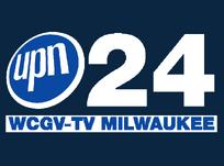 WCGV UPN24 logo