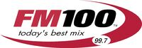 WMC-FM 99.7 FM100