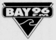 WRBA - Bay 96 - 1991 -August 23, 1991-
