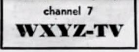 WXYZ 1958