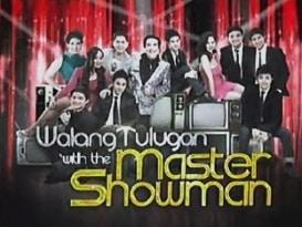 Walang Tulugan with Master Showman (2013)