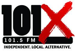 101X logo KROX