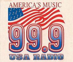 99.9 USA Radio WUSZ
