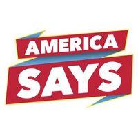 America Says Logo