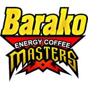 Barako Energy Coffee Masters logo