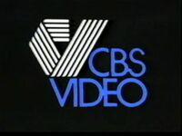 CBS Video 1979-1980
