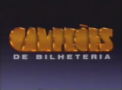Campeões de Bilheteria 1990