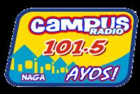 Campus Radio 101.5 Naga Logo 2009
