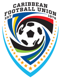 Caribbean Football Union logo (introduced 2014)