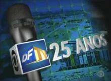 DFTV 25 Anos