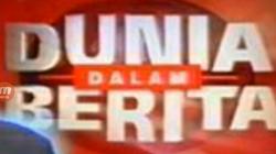 Dunia dalam berita tvri 1999