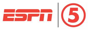 ESPN 5 Logo (2019)