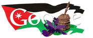 Google Jordan Independence Day