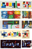 Google Sophie Taeuber-Arp's 127th Birthday (Storyboards)