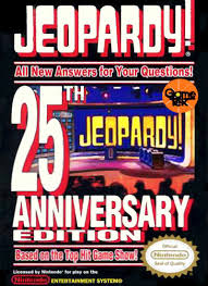 Jeopardy! 25th Anniversary (NES)