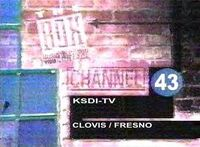KSDI-TV 43 The Box logo1991