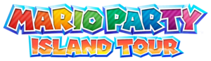 Mario Party - Island Tour Logo