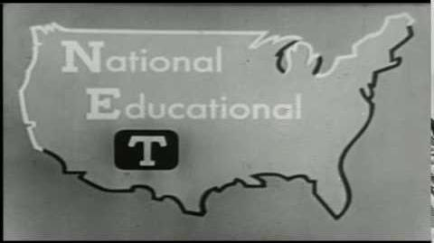 National Educational Television *Opening*