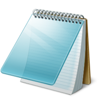 Notepad Vista 10