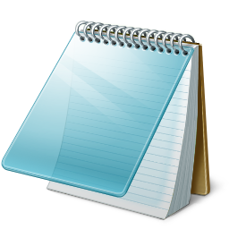 Notepad Vista 10