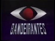 Rede Bandeirantes Logo (1987)