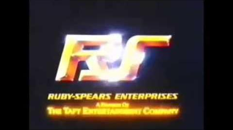 Ruby Spears Enterprises-Worldvision Enterprises (1988)