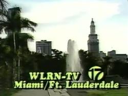 WLRN TV logo