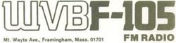 WVBF Framingham 1980