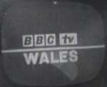 BBC TV 1961 Wales