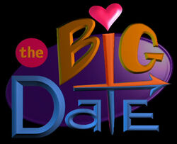 Big date black backgroud