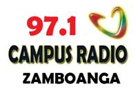 Campus Radio 97.1 Zamboanga Logo 2002