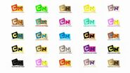 Cartoon Network nood logos