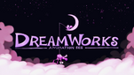 Dreamworks logo rocky and bullwinkle
